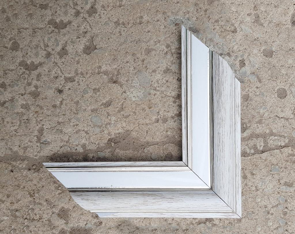 White modernism frame img 1