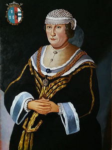 Nils Renaissance oil portrait img_8
