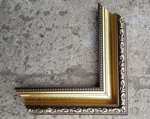 Gold modernism frame img_2