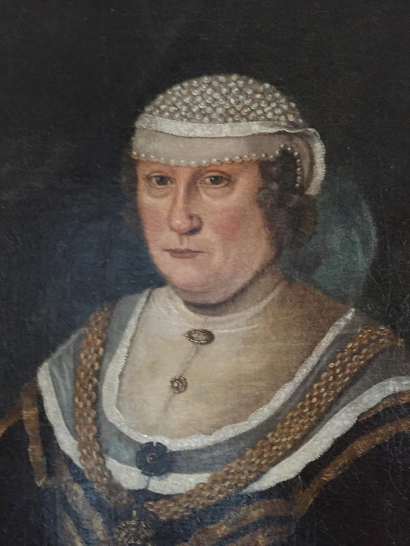 Nils Renaissance oil portrait img_7