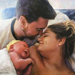 Alex Jamieson Custom family portrait img_5