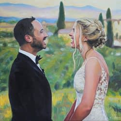 wedding oil portrait img_7