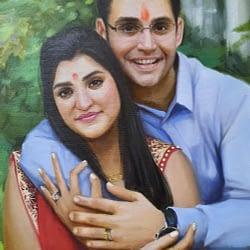 Hormazd Patel (Teja) custom painting img_4