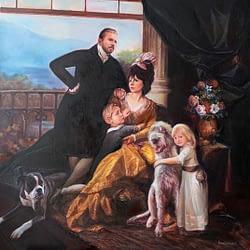 Katarina Oswald custom family portrait img_15