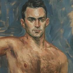 Ron 2 custom oil portrait img_12