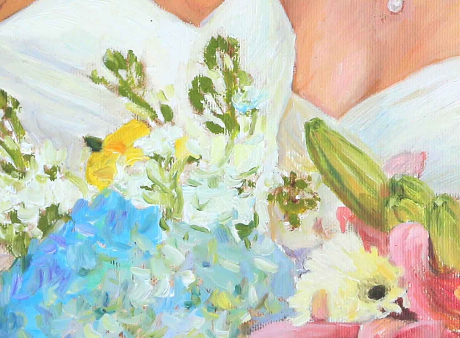 Catherine wedding oil portrait img_6