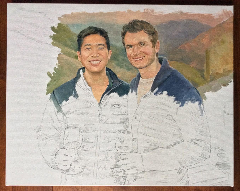 Dan Lynch custom oil portrait img_10
