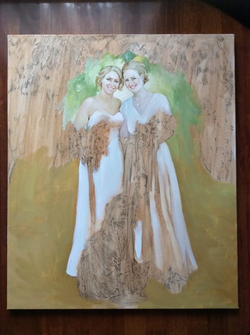 Flo custom oil portrait img_14