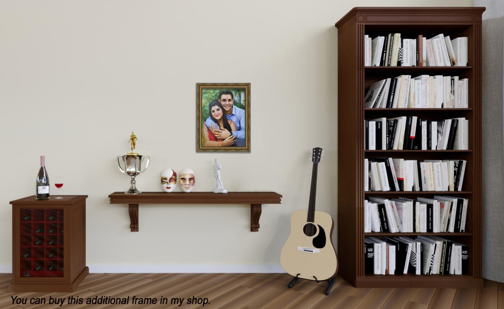 Hormazd Patel (Teja) custom painting img_3