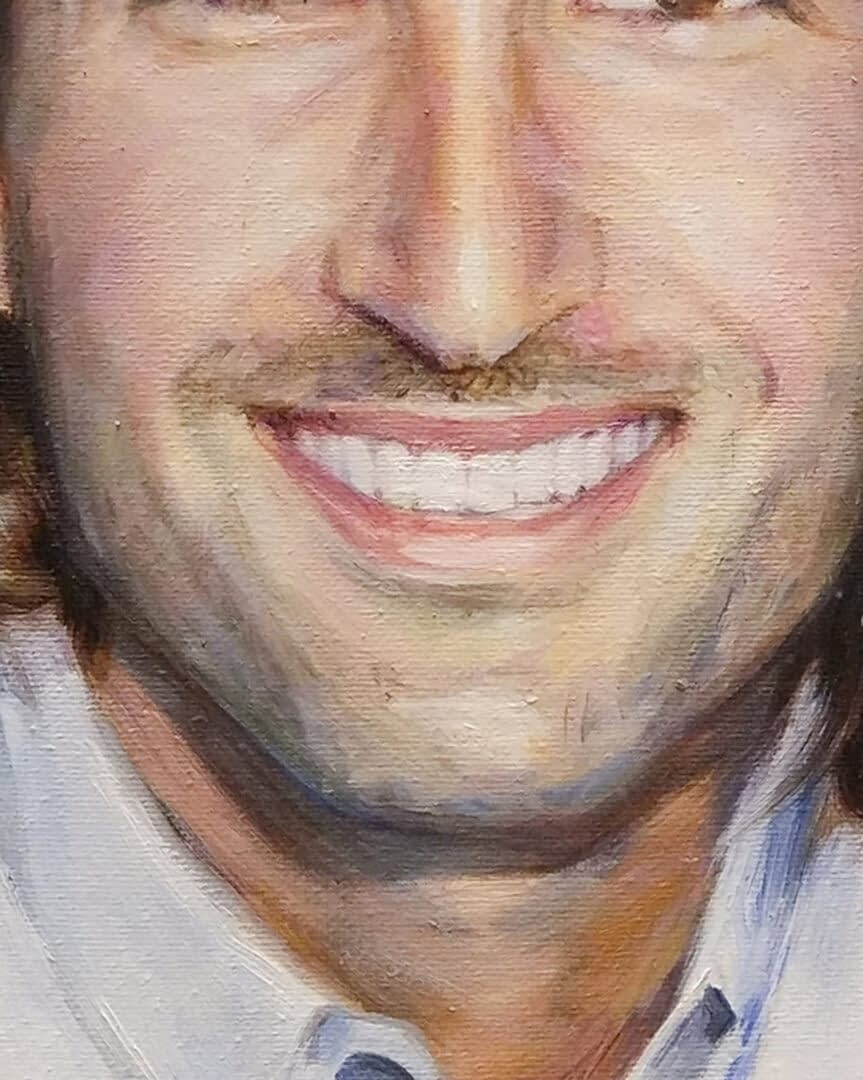 Jillian Male portrait painting img_5