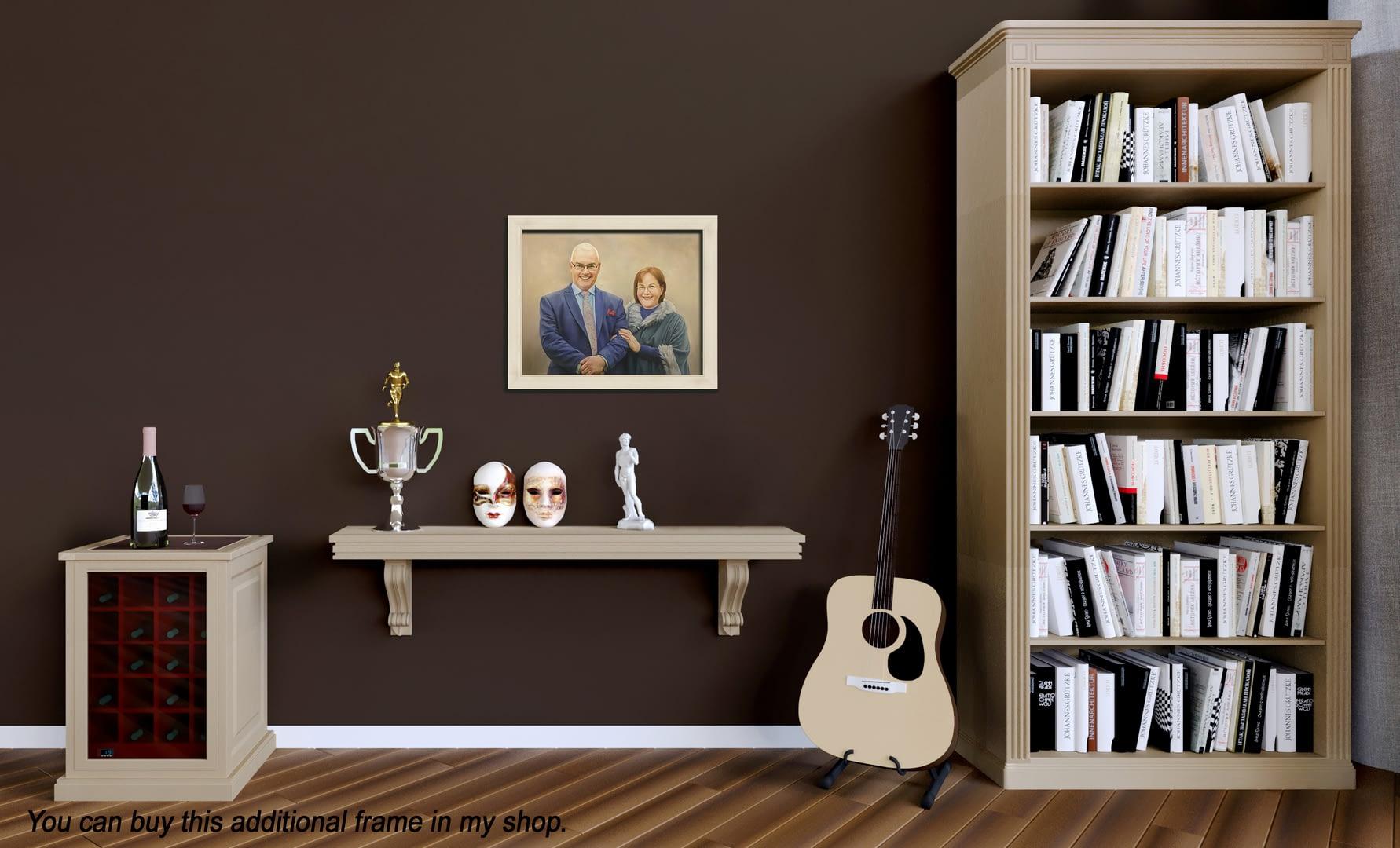 Johannes Werne custom family portrait img_3