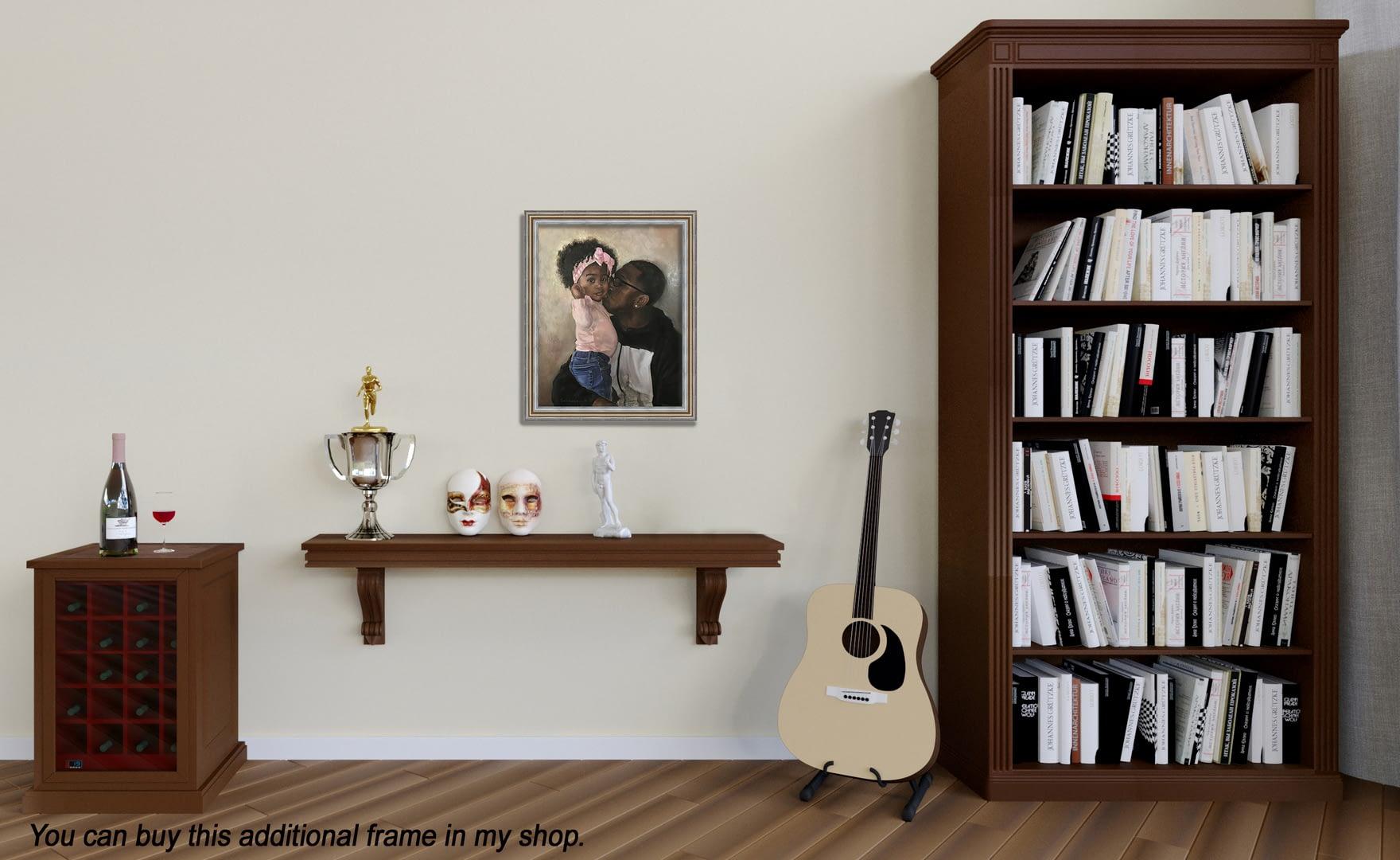 Karen Tru custom famyli oil portrait img_6