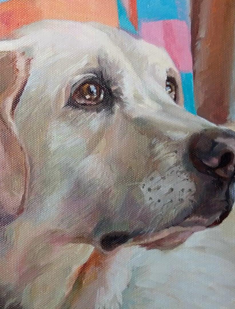 Megan dog portrait img_2