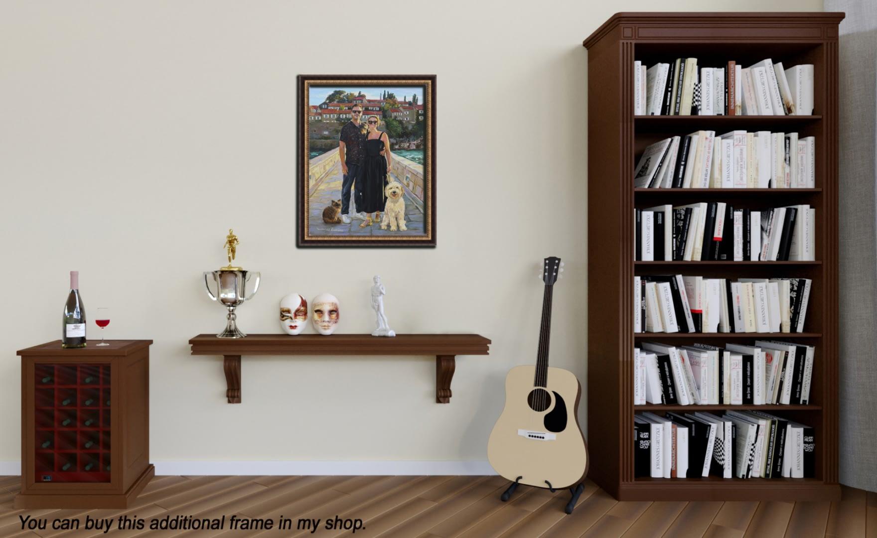 Shaun family oil portrait img_3