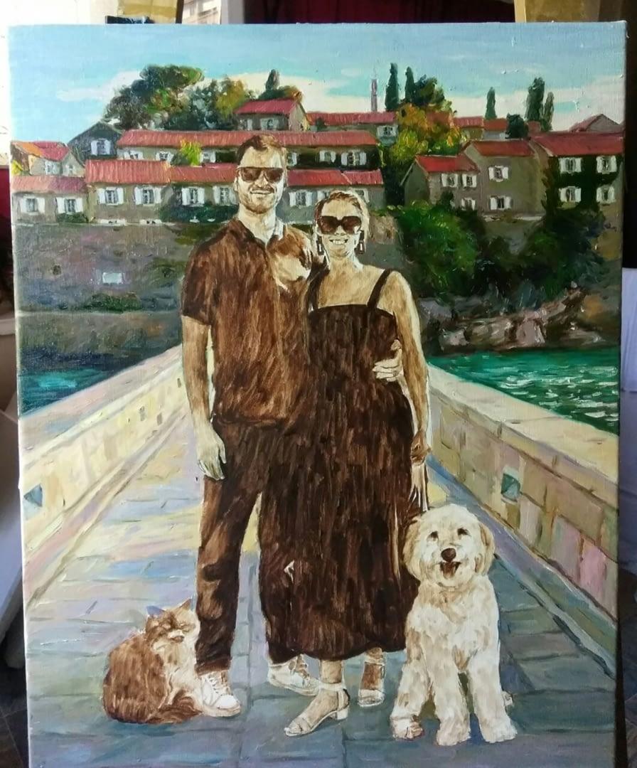 Shaun family oil portrait img_5