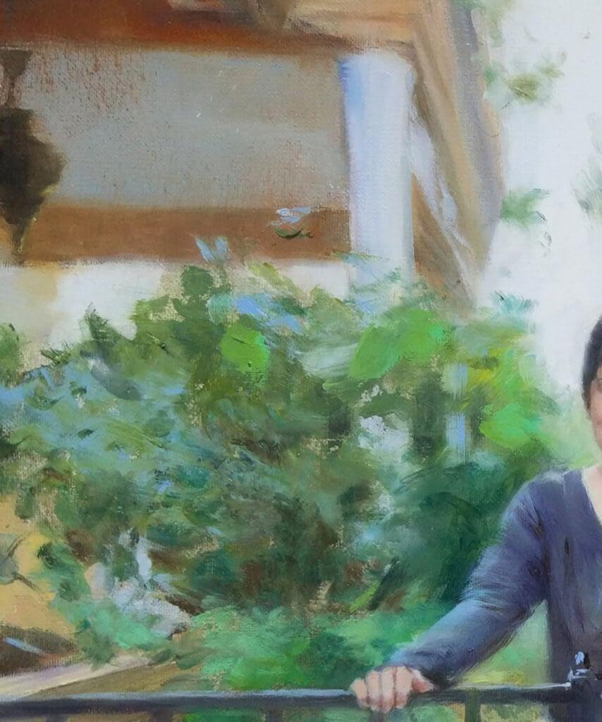 Stephen Hart custom oil portrait img_7