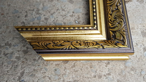 Gold Classic frame img_1