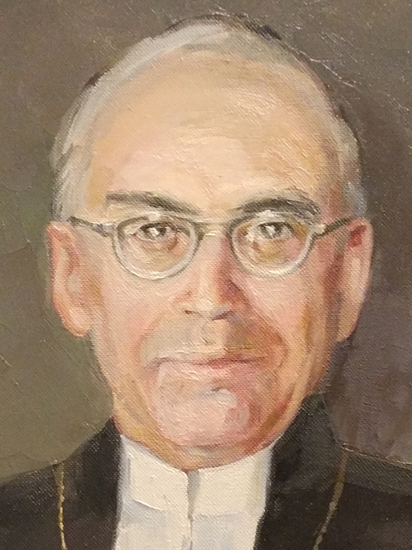 Bishop custom oil portrait img_4