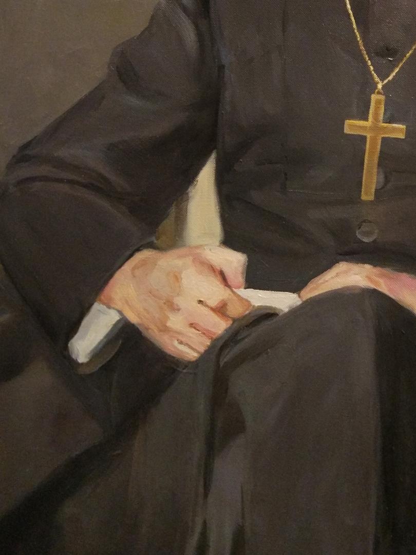 Bishop custom oil portrait img_8