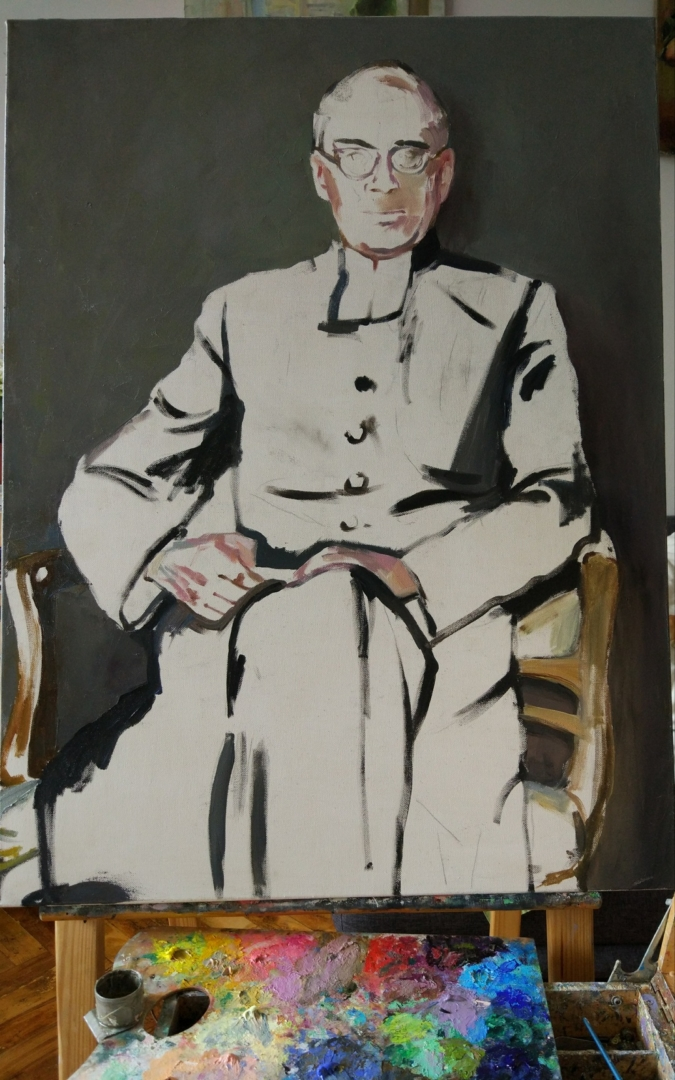 Bishop custom oil portrait img_9