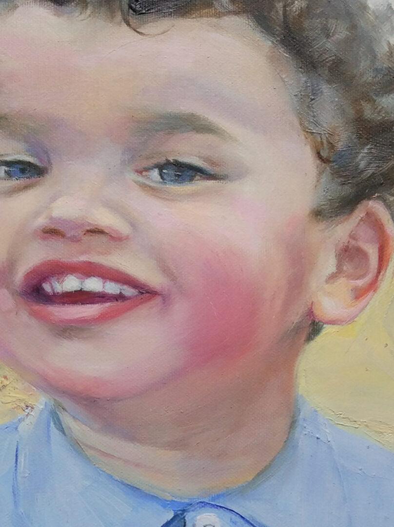 Boy kids portrait custom img_1