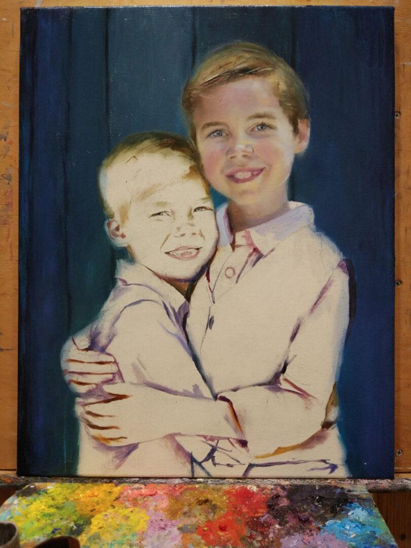 Nancy Hellsten kids portrait custom img_6
