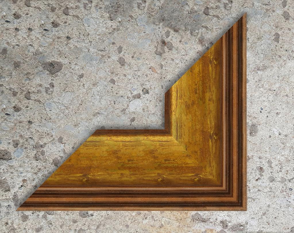 Gold modern - 2 frame img_2