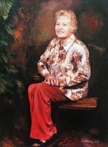 Brandie Garrett paintings from old photo img_11