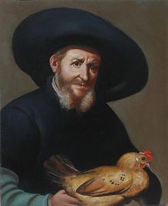 Master Ellen Renaissance oil portrait img_7