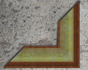Green modern frame img_2
