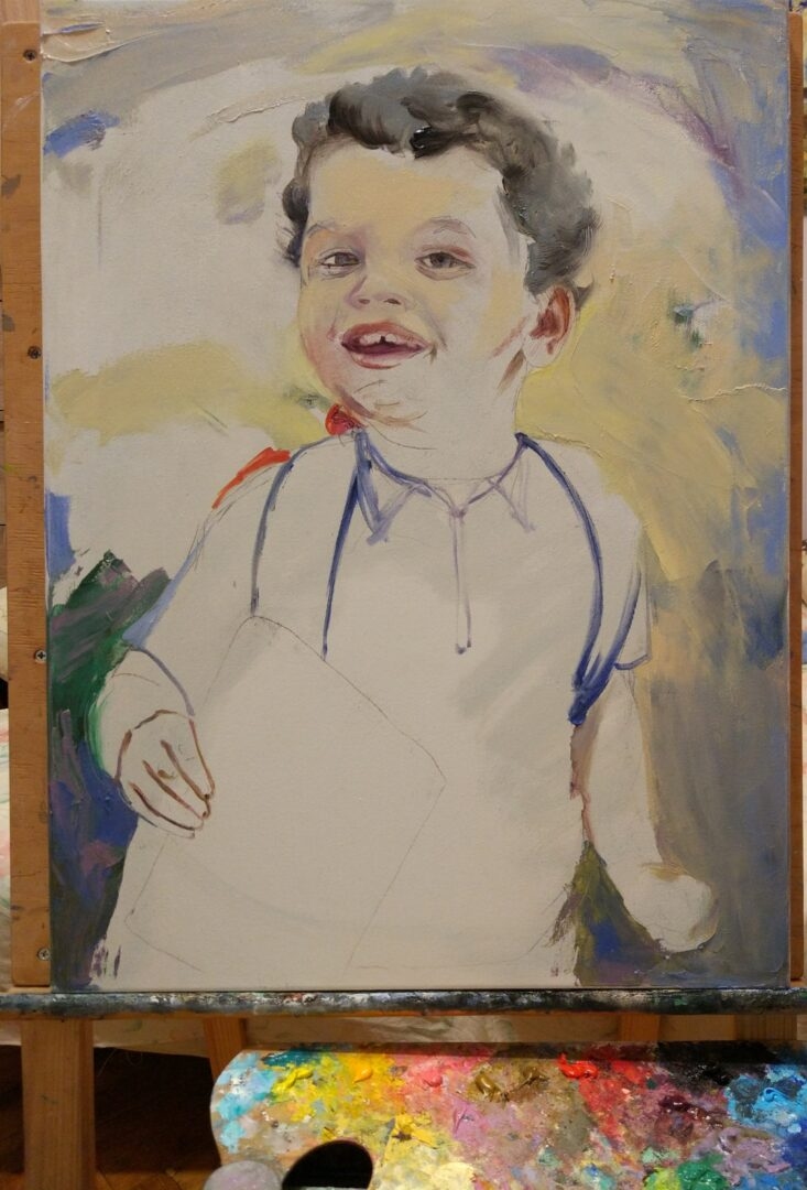 Boy kids portrait custom img_3