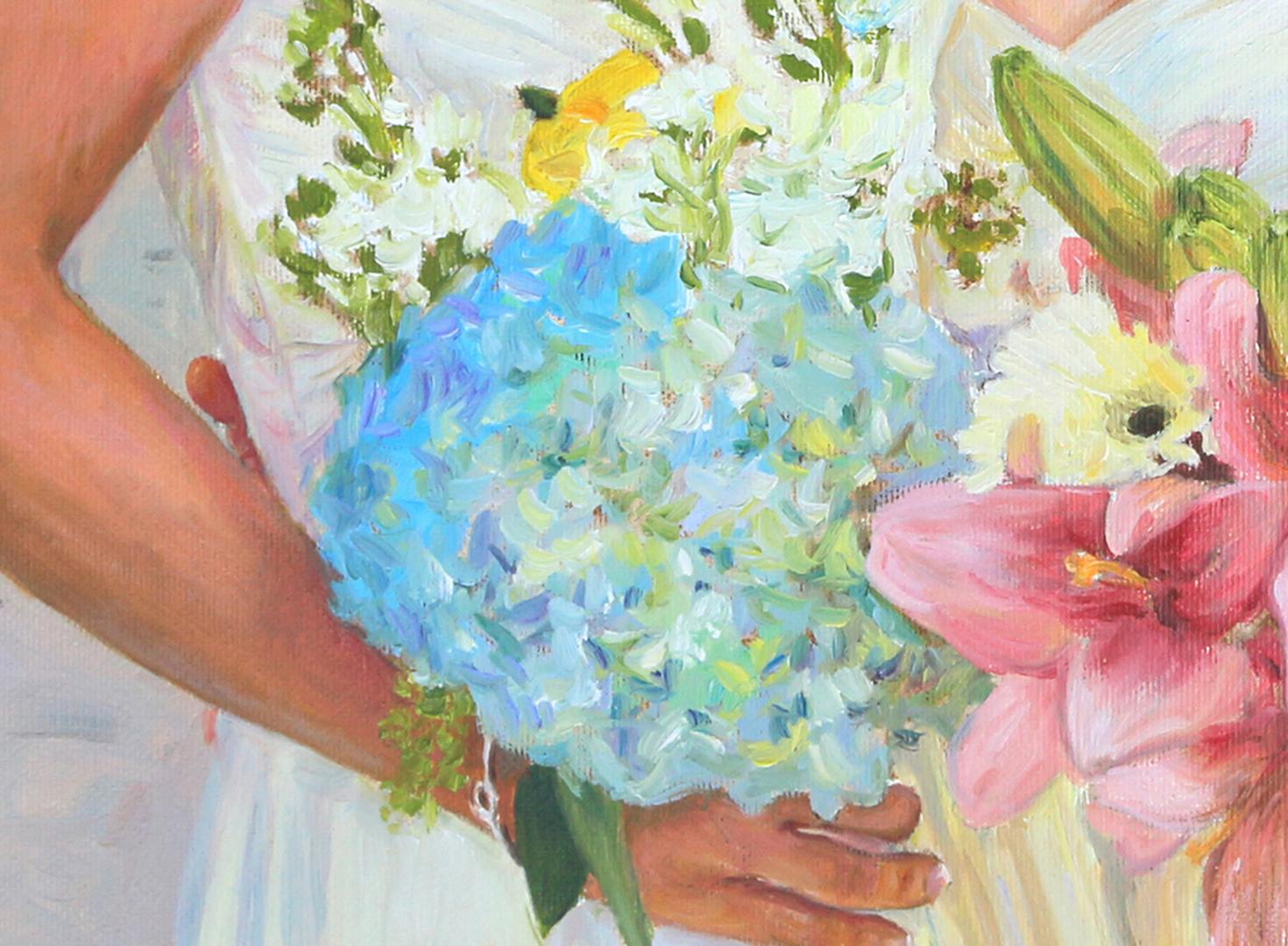 Catherine wedding oil portrait img_10