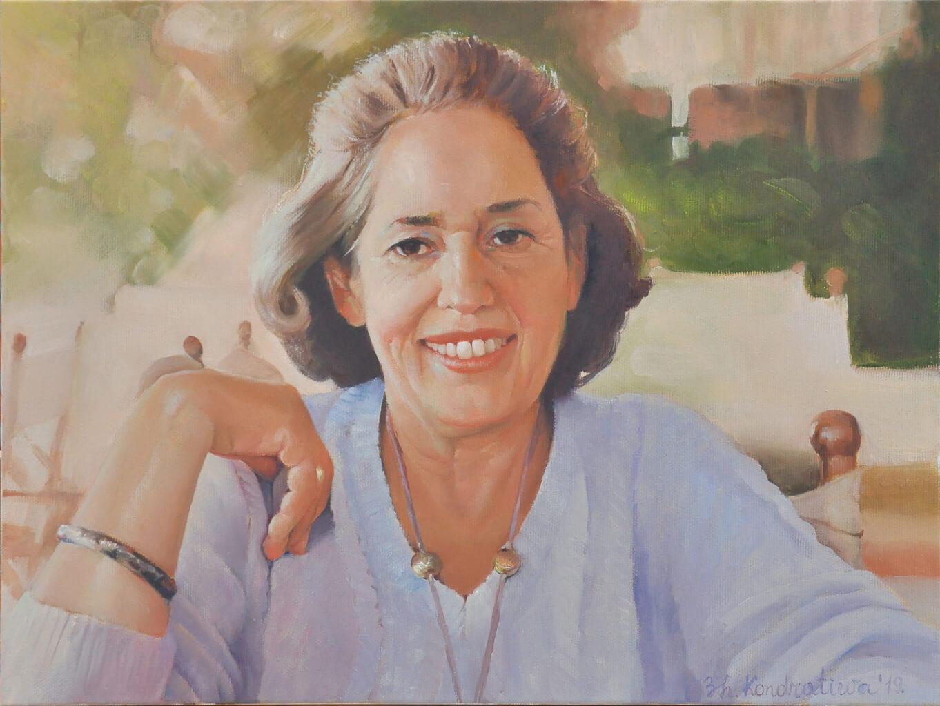 Joan custom oil portrait img_11