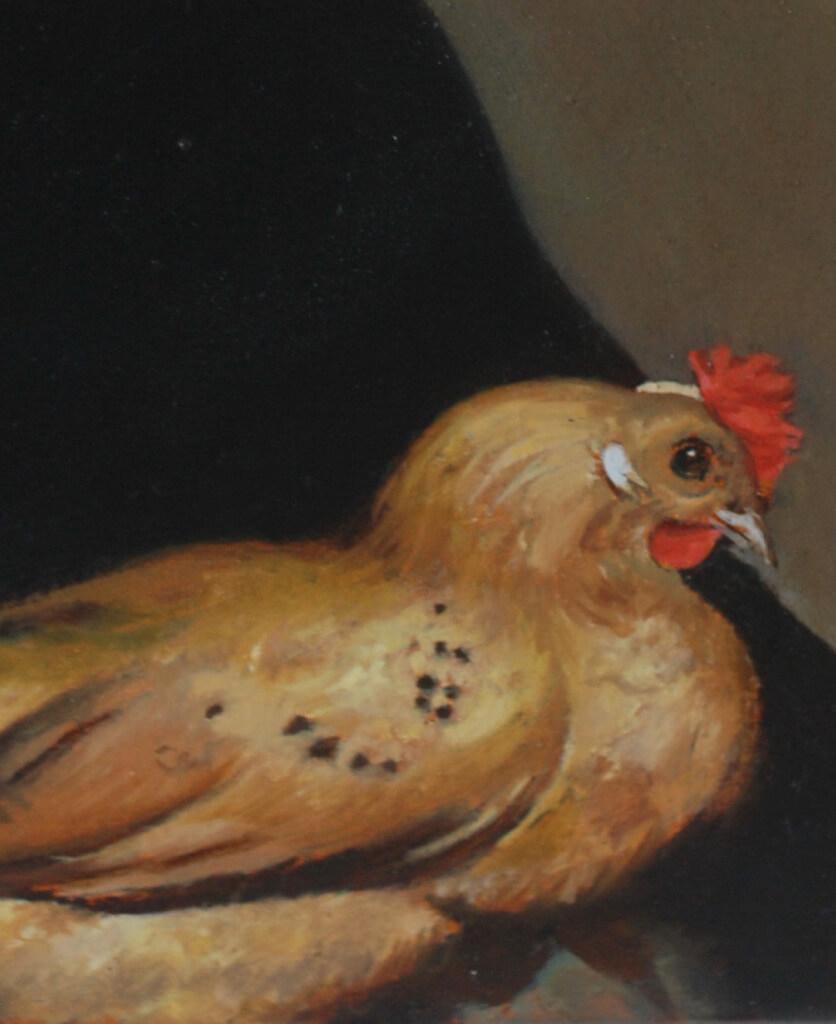 Master Ellen Renaissance oil portrait img_5