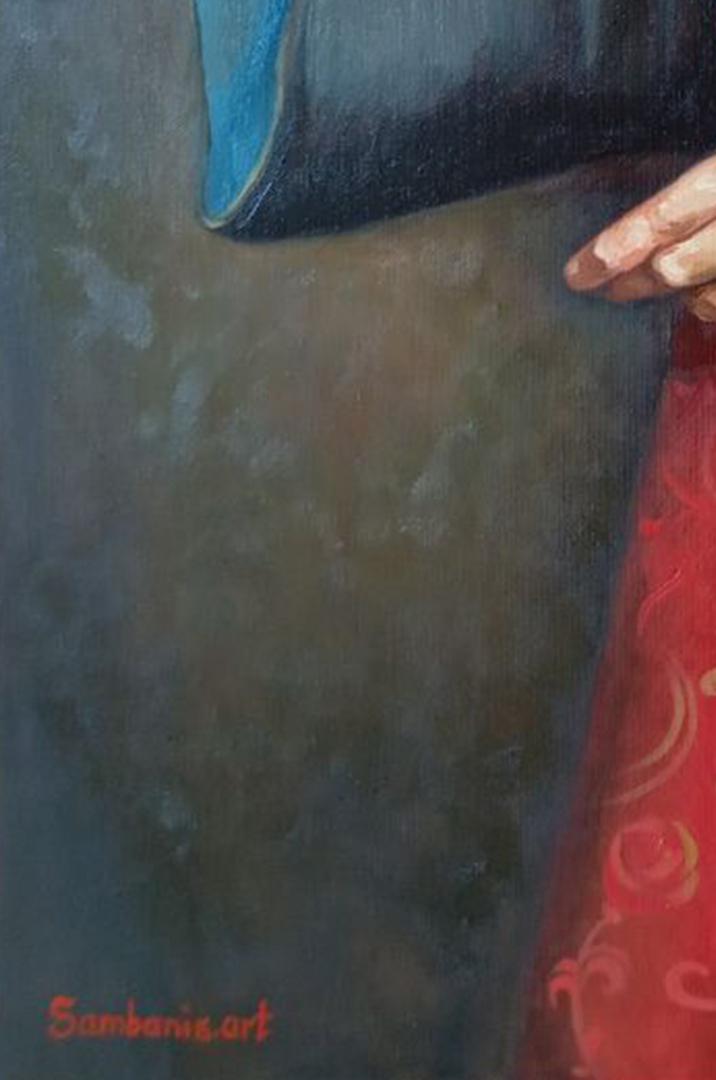 Matt Renaissance oil portrait img_3