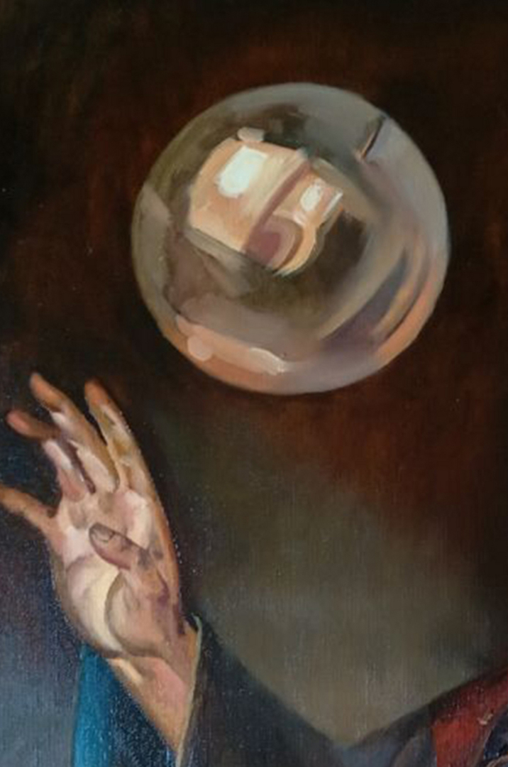 Matt Renaissance oil portrait img_5