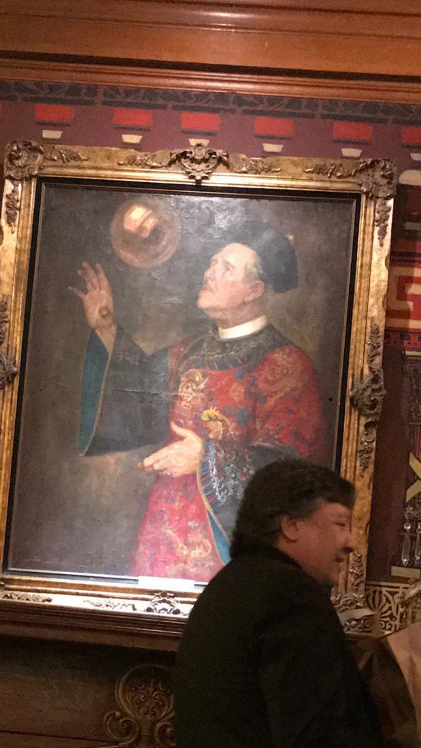 Matt Renaissance oil portrait img_8