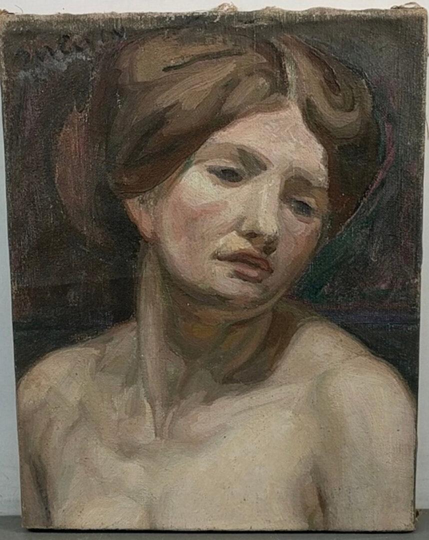 custom oil woman portrait img_6