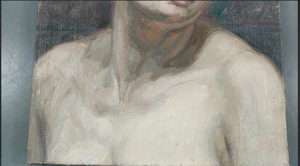 custom oil woman portrait img_7